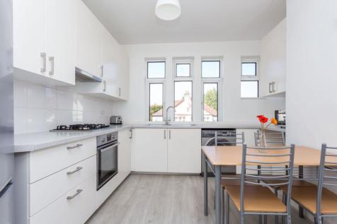 Donnington Road., London, NW10. 2 bedroom apartment