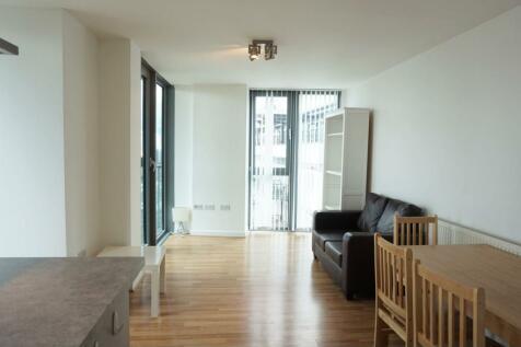 28 High Street, London, E15. 2 bedroom apartment