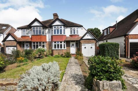 Highland Croft, Beckenham, BR3. 3 bedroom semi-detached house