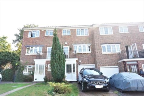 Hillview Close, Purley, CR8. 3 bedroom town house