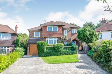 Terrilands, Pinner, HA5. 5 bedroom detached house for sale