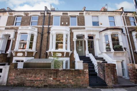 Poets Road, Newington Green, N5. 4 bedroom terraced house for sale
