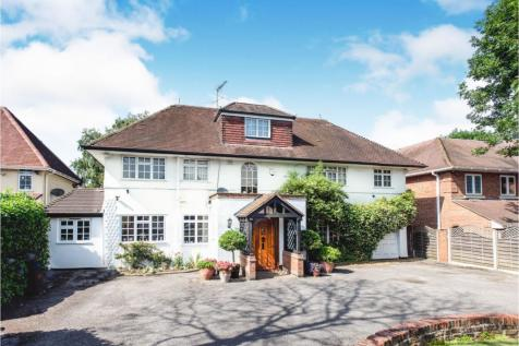 Gordon Avenue, Stanmore, HA7. 5 bedroom detached house for sale