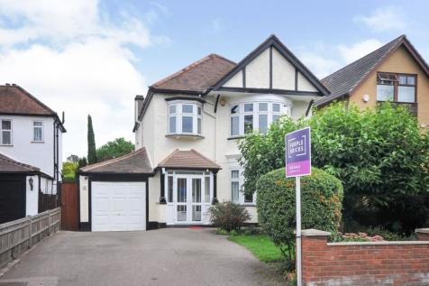 Rectory Road, Beckenham, BR3. 3 bedroom detached house for sale