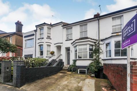 Alma Road, St. Albans, AL1. 4 bedroom terraced house for sale