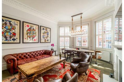 Avonmore Road, West Kensington, W14. 4 bedroom apartment