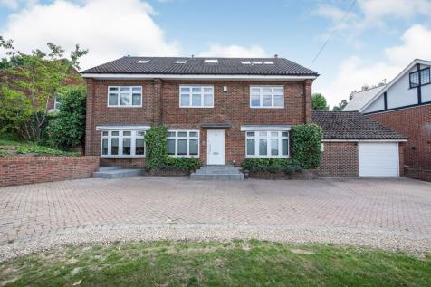 Marsh Lane, Mill Hill, NW7. 5 bedroom detached house for sale