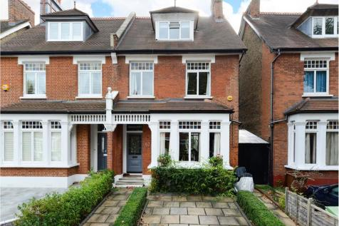 Grove Park, Camberwell, SE5. 5 bedroom terraced house for sale
