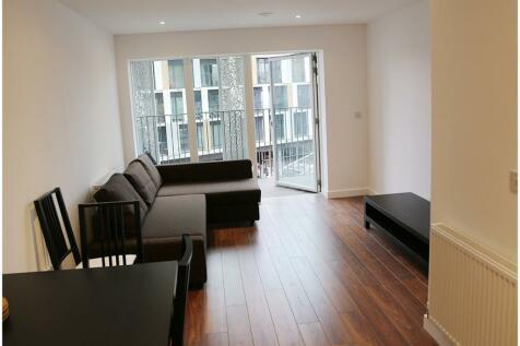 3 Atkins Square, London, E8. 1 bedroom apartment