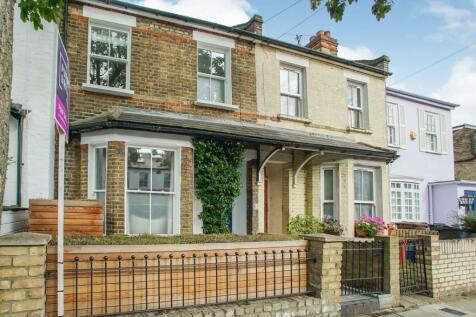 Duke Road, London, W4. 4 bedroom terraced house