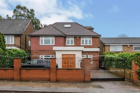 Marsh Lane, Mill Hill, NW7. 6 bedroom detached house for sale