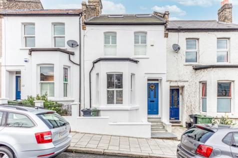 Canterbury Grove, London, SE27. 4 bedroom terraced house for sale