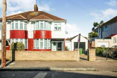 Winsford Road, London, SE6. 3 bedroom semi-detached house for sale
