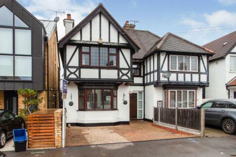 Walpole Road, London, E18. 3 bedroom semi-detached house for sale