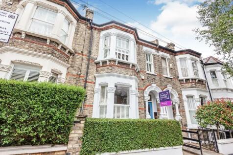 Salcott Road, Clapham, SW11. 4 bedroom terraced house