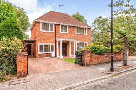 Hartham Road, Islington, N7. 4 bedroom detached house