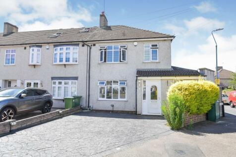 Chiddingstone Avenue, Bexleyheath, DA7. 4 bedroom semi-detached house for sale