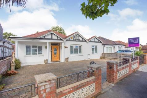 Beechcroft Gardens, Wembley, HA9. 6 bedroom detached bungalow for sale