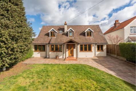 Crabtree Lane, Bookham, Leatherhead, KT23. 4 bedroom detached house for sale