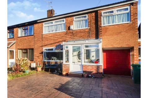 Brookfield Avenue, Offerton, Stockport, SK1. 4 bedroom semi-detached house for sale