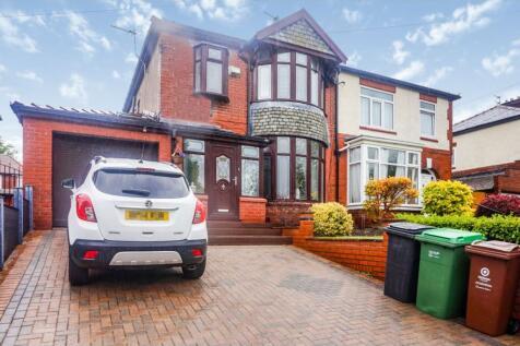 Burnley Lane, Oldham, OL1. 3 bedroom semi-detached house for sale