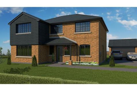 The Oxford, Chester, CH1. 4 bedroom detached house