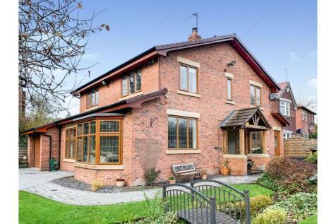 Chadderton Fold, Chadderton, OL1. 4 bedroom detached house for sale