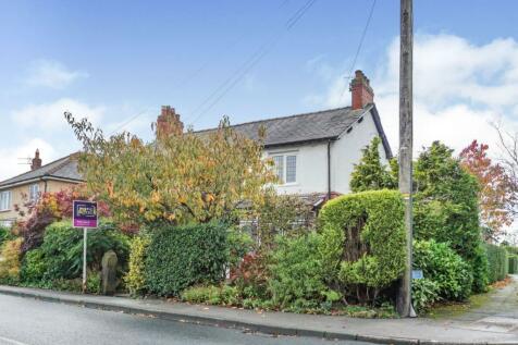 Cop Lane, Penwortham, Preston, PR1. 4 bedroom semi-detached house for sale