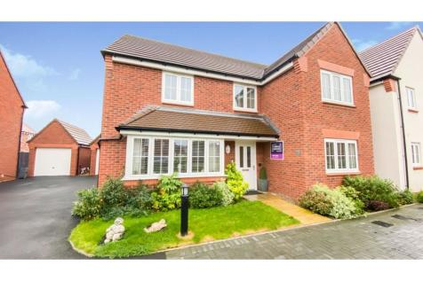 Leaman Road, Haslington, Crewe, CW1. 5 bedroom detached house for sale
