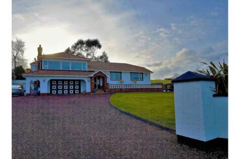Old Glenarm Road, Larne, BT40. 3 bedroom detached house for sale