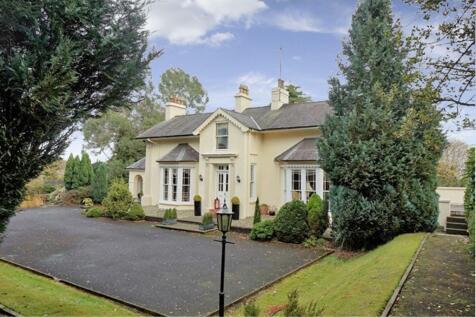 Whitlas Brae, Larne, BT40. 4 bedroom detached house for sale