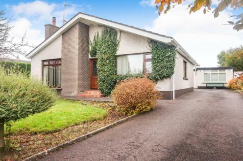 Coolshinney Heights, Magherafelt, BT45. 3 bedroom detached bungalow