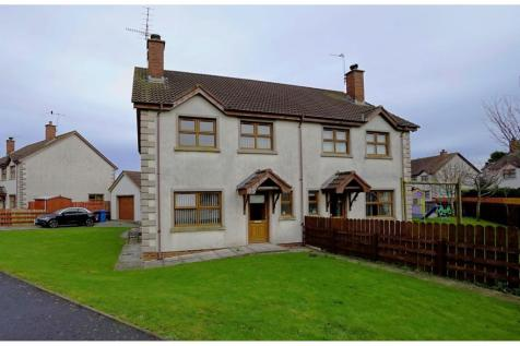 The Gables, Portaferry, BT22. 3 bedroom semi-detached house for sale