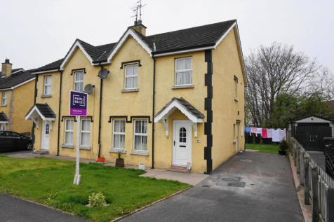 Muckle Hill View, Castlederg, BT81. 3 bedroom semi-detached house for sale