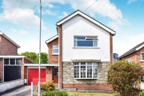 Malory Gardens, Lisburn, BT28. 3 bedroom detached house for sale