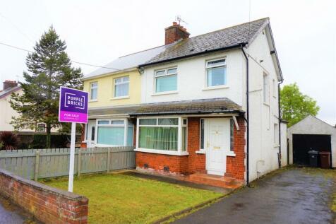 Station Road, Greenisland, BT38. 3 bedroom semi-detached house for sale