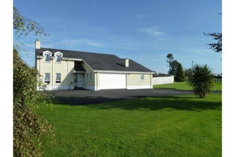 Dromore Road, Dromore, BT66. 4 bedroom detached house