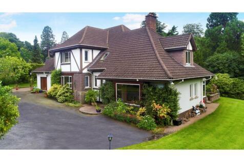 Cedar Lane, Holywood, BT18. 5 bedroom detached house for sale