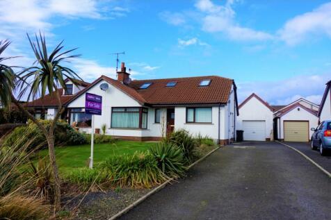 Cooks Cove, Kircubbin, BT22. 3 bedroom semi-detached house for sale
