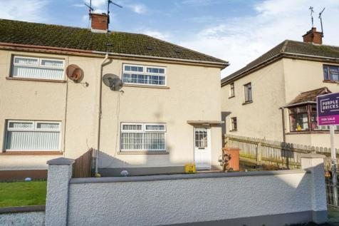 Irwin Place, Craigavon, BT66. 4 bedroom terraced house