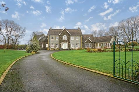 Mostragee Road, Ballymoney, BT53. 8 bedroom detached house for sale