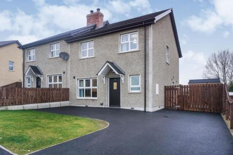 Derrywinnin Heights, Dungannon, BT71. 3 bedroom semi-detached house for sale
