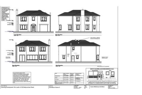 Ballycrochan Road, Bangor, BT19. 5 bedroom detached house for sale