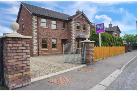 Brankinstown Road, Craigavon, BT67. 4 bedroom detached house