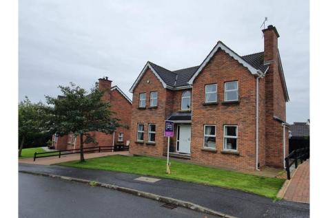 Broadlands Drive, Carrickfergus, BT38. 4 bedroom detached house for sale