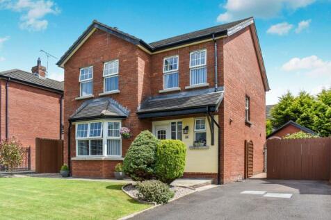 Hartswood, Crumlin, BT29. 4 bedroom detached house