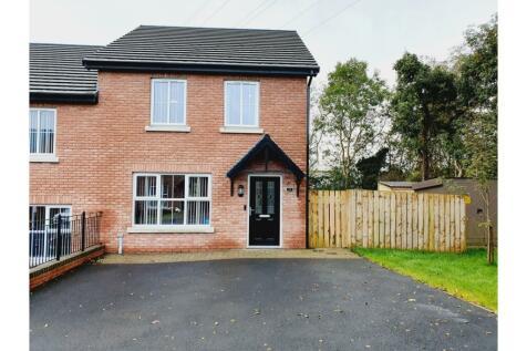 Porter Green Grove, Larne, BT40. 3 bedroom semi-detached house for sale
