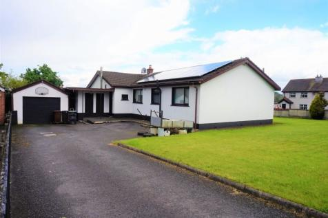Ballynure Road, Ballyclare, BT39. 4 bedroom detached bungalow for sale