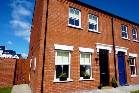 Linen Crescent, Bangor, BT19. 2 bedroom semi-detached house for sale