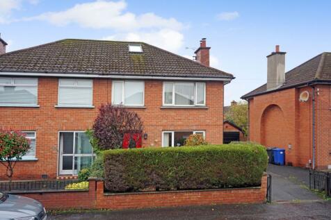 Sharman Road, Belfast, BT9. 4 bedroom semi-detached house for sale